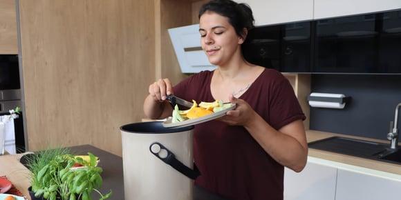5 easy tips for a zero-waste kitchen