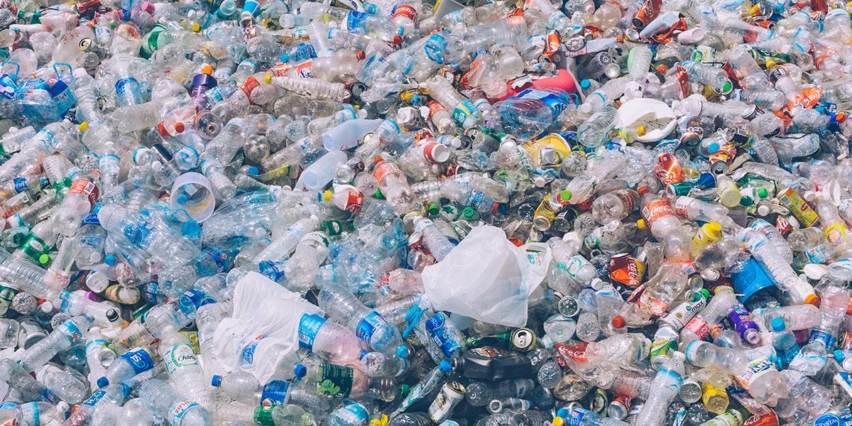 Anthropocene, the era of plastic