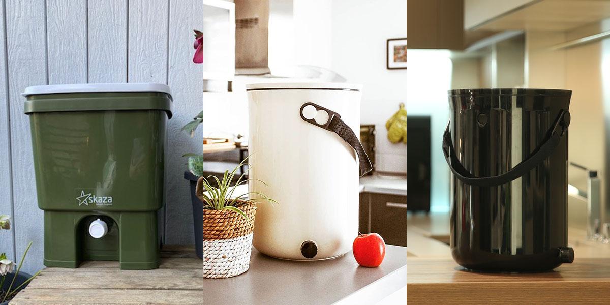 Bokashi Organko - Indoor Composting Made Easy