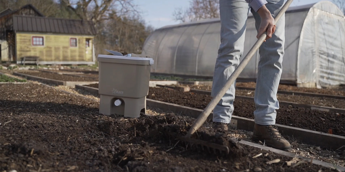 Bokashi composting is anaerobic decomposition