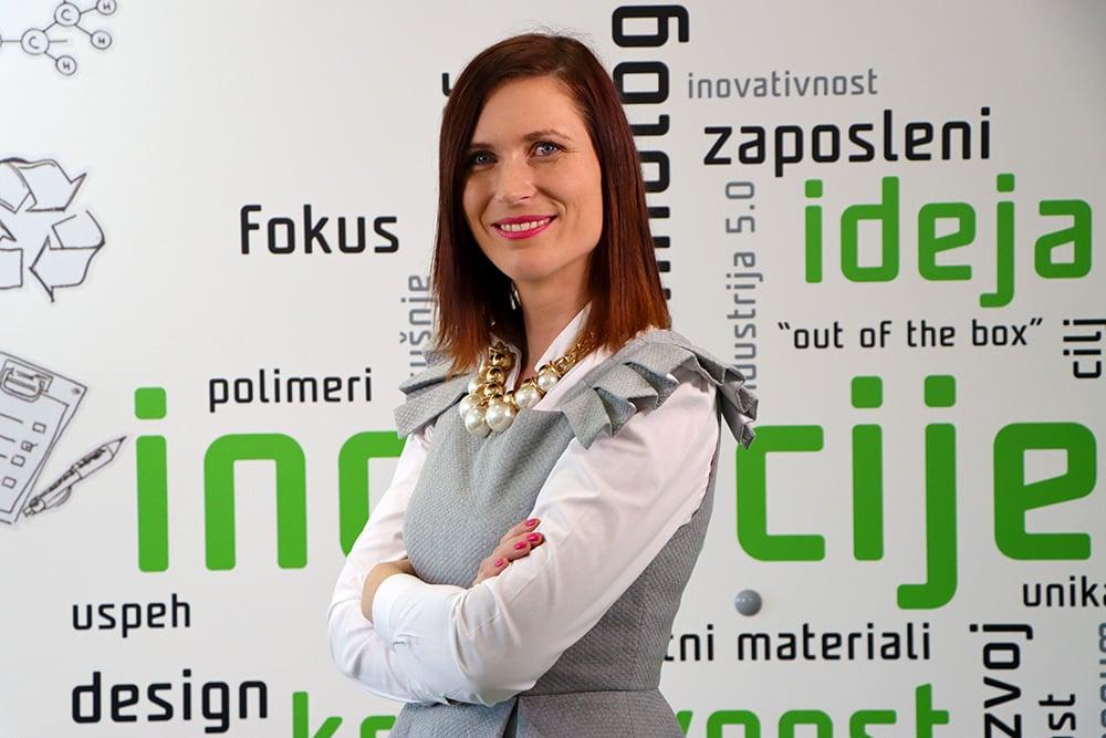 Branka Viltužnik, PhD, Head of Research and Innovation
