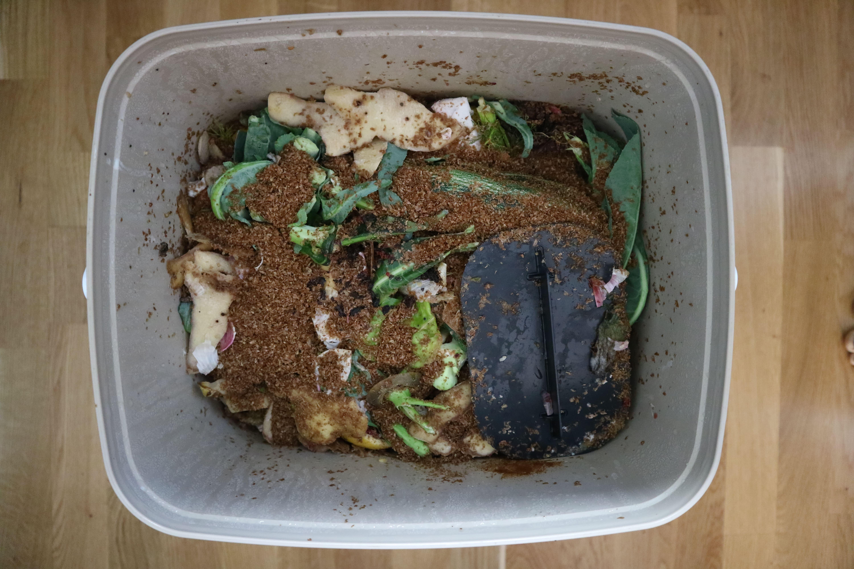 Causes of bad Bokashi bin smell