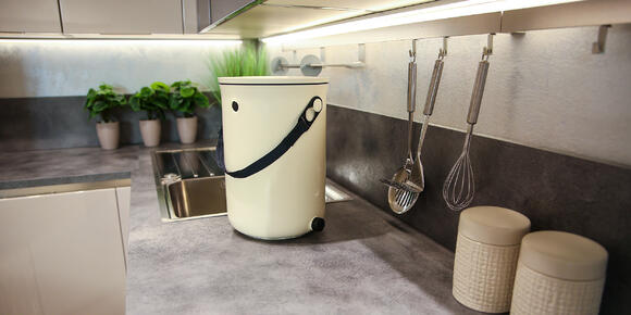Composting at home? Easier than ever!