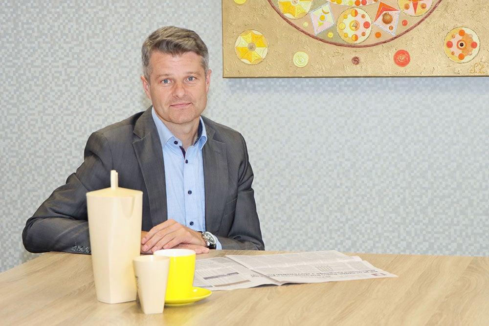 Robert Agnič, PhD, CEO