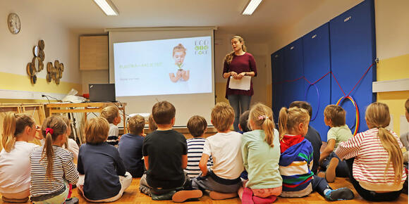 Skupaj za zeleno prihodnost v programu ECOkidCARE
