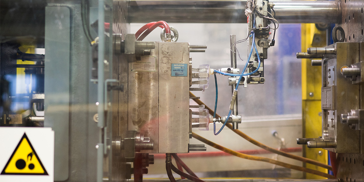 Modern injection molding processes