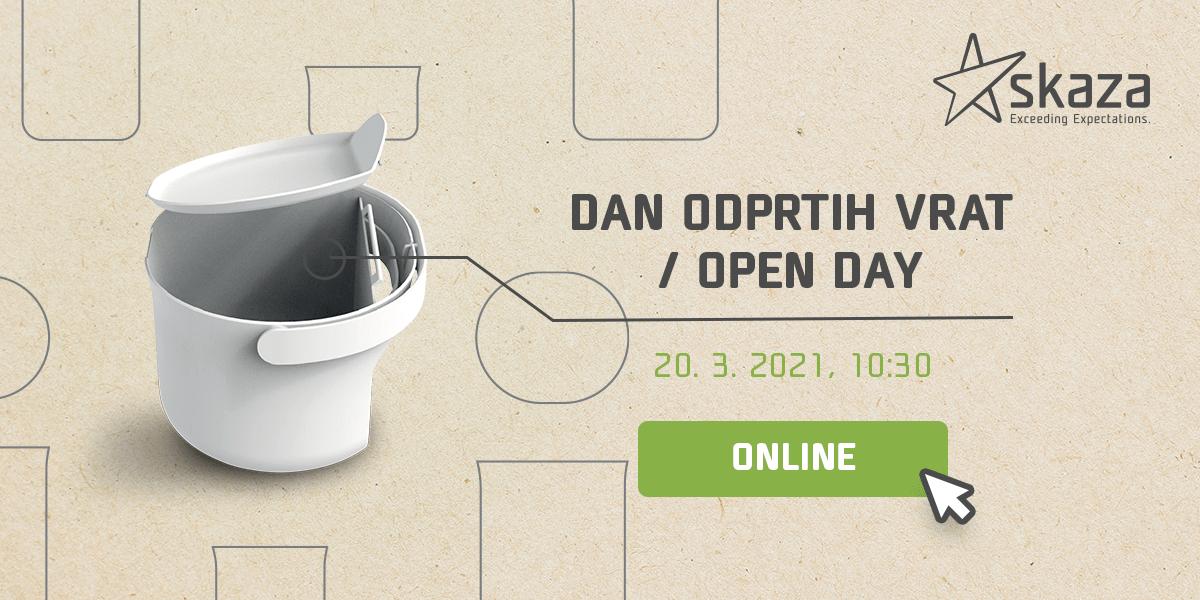 Open day - dan odprtih vrat
