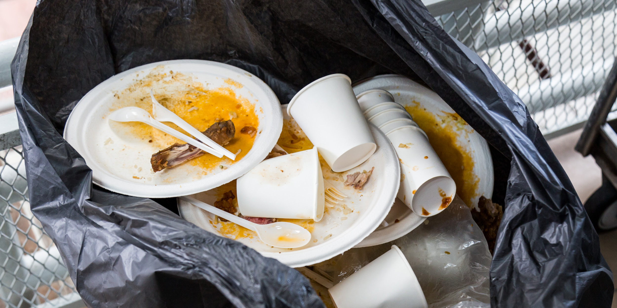 Packaging makes up the largest category of plastic waste