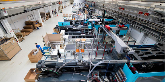 Reducing workplace hazard with process optimization