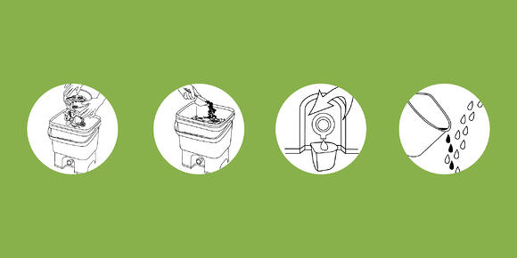 How to prepare Bokashi fertilizer?