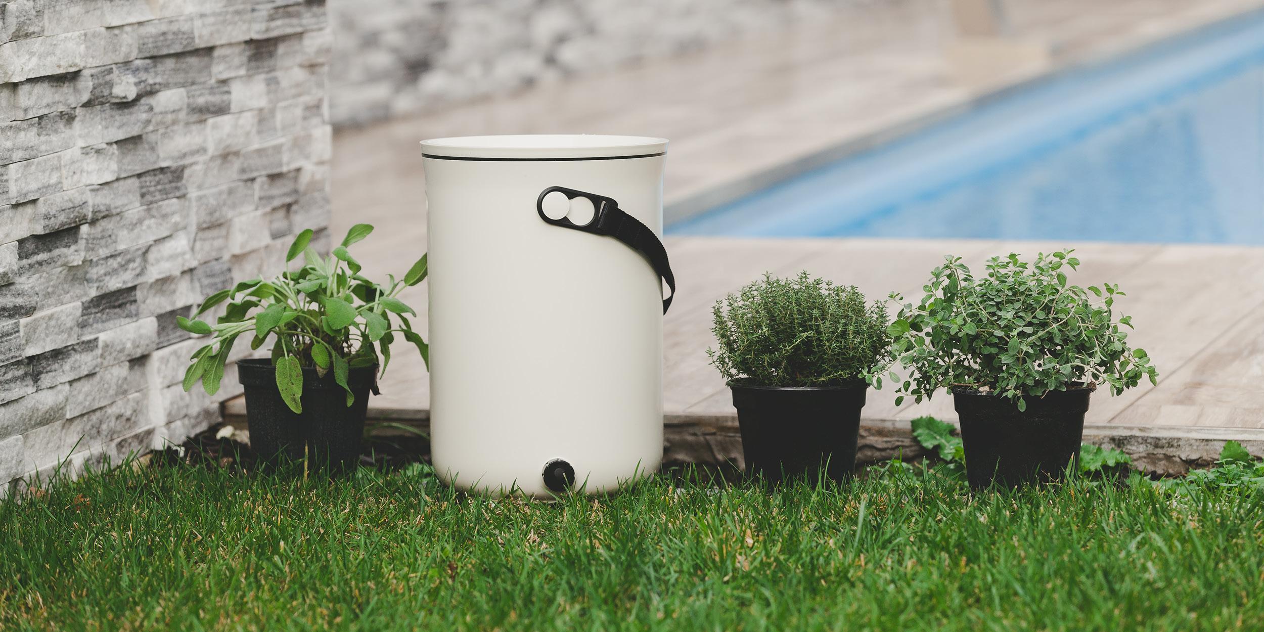 Composting at home with Bokashi Organko