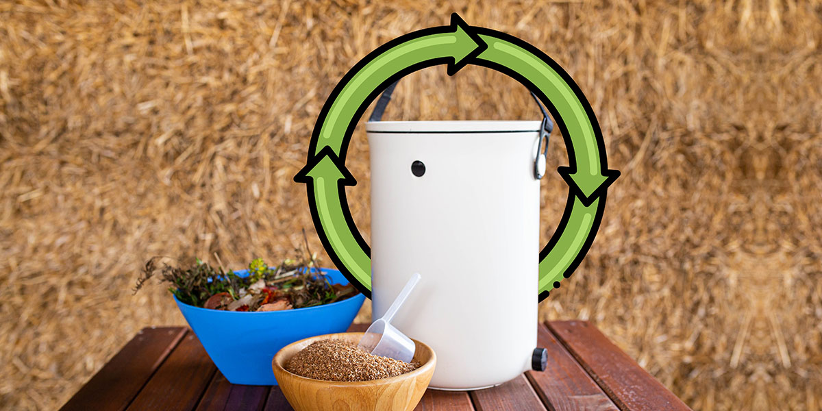 Smart bio-waste management as part of the solution