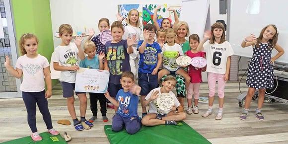 Naše najmlajše spodbujamo k povezovanju in okoljevarstvu