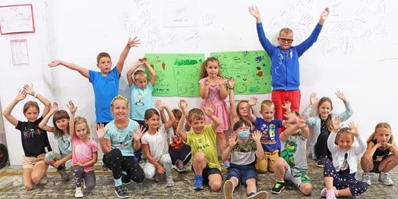 We organized the third Skazalčkov holiday week
