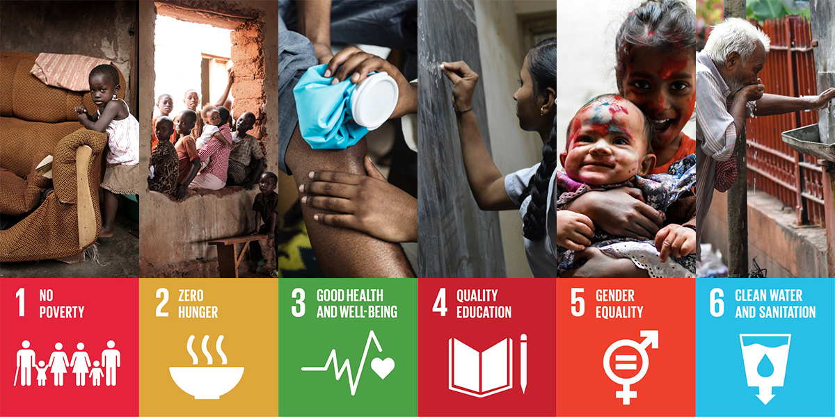 What are sustainable development goals