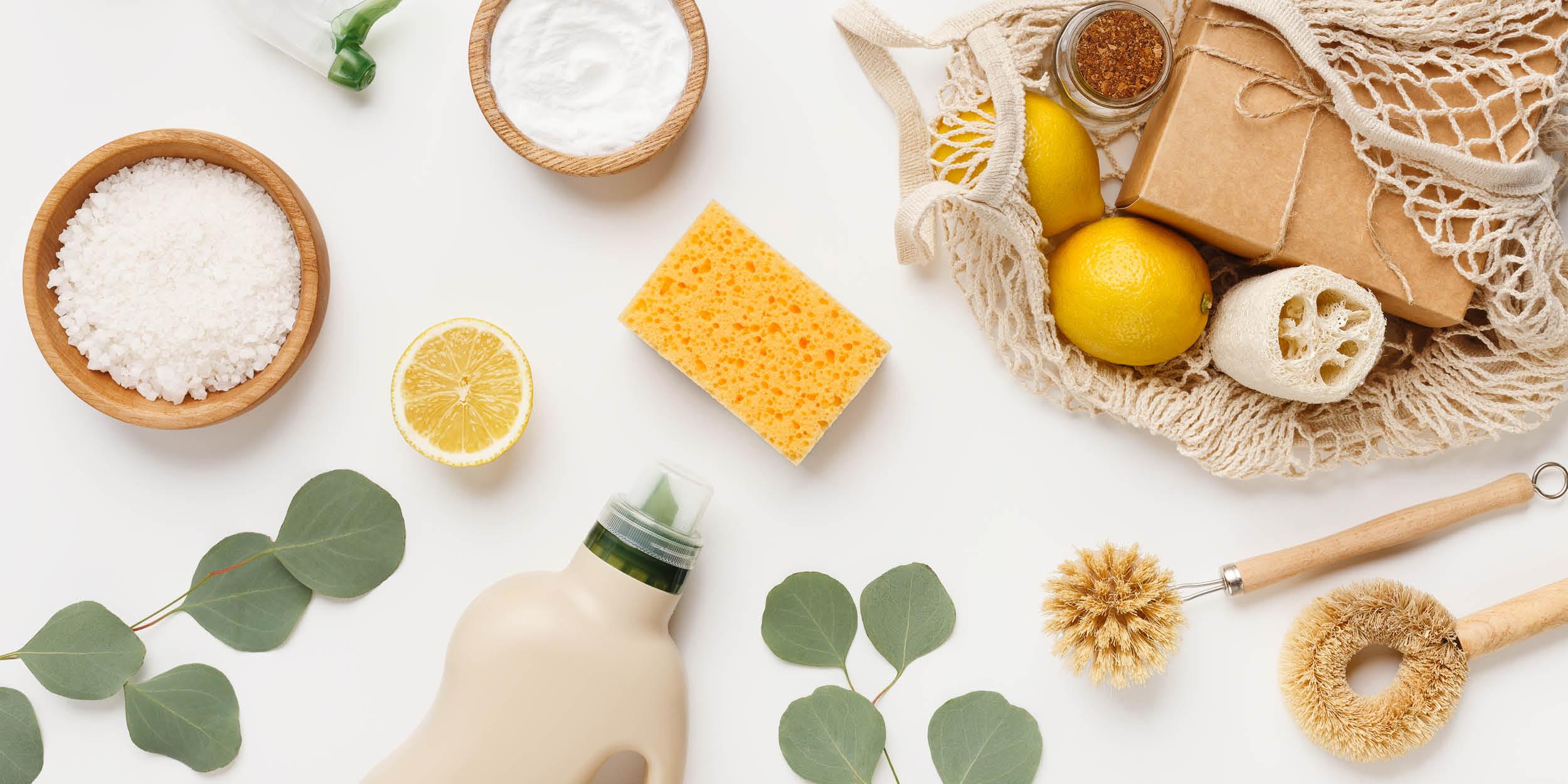 Zero-waste kitchen Say No To Toxic Dish Detergent