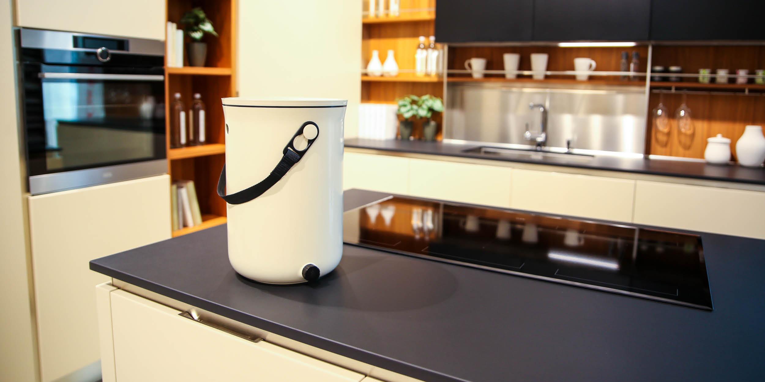 Zero-waste kitchen Say No To Wasting Organic Waste
