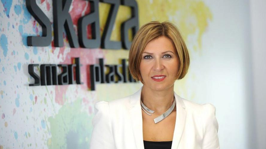 Tanja Skaza, Plastika Skaza