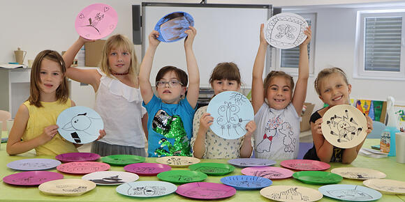 Skaza holiday week for our children – green, eco, sustainable
