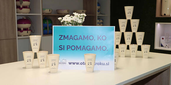 Z virtualnim dobrodelnim tekom zbrali 11.500 evrov za otroke v stiski